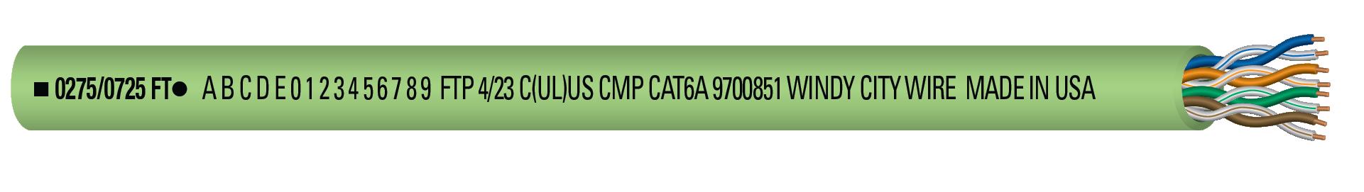 CAT6AP-GRN