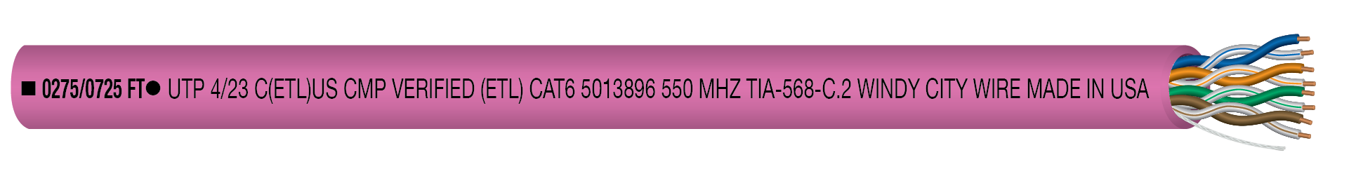 23-4P UNS SOL CMP C6 Pnk Jkt